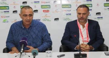 Hatayspor – Ümraniyespor maçının ardından