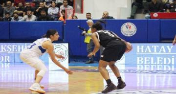 Hatay Büyükşehir Belediyespor: 88 – Beşiktaş: 72