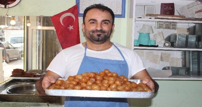Türkiye'nin en hızlı lokmacısı Hatay'da