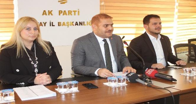 AK Parti'de Büyükşehir'e 5 aday adayı