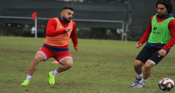 Hatayspor, Altay maçı hazırlıklarını tamamladı