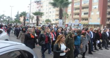AK Parti'den 25 Kasım Kadına Yönelik Şiddetle Mücadele etkinliği