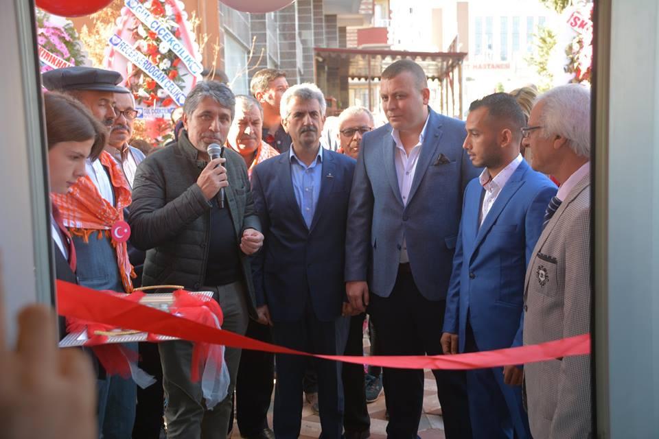 Sihirli Dükkan Antakya Sofrası Açıldı
