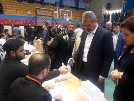 AKP'de temayül heyecanı sona erdi