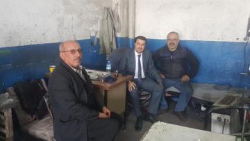 MHP'LİLER YAVUZYILMAZ'I ADAY OLARAK GÖRMEK İSTİYOR