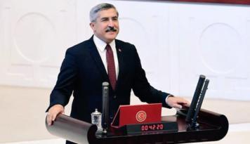 Yayman, Meclis kürsüsünden ilimizi anlattı