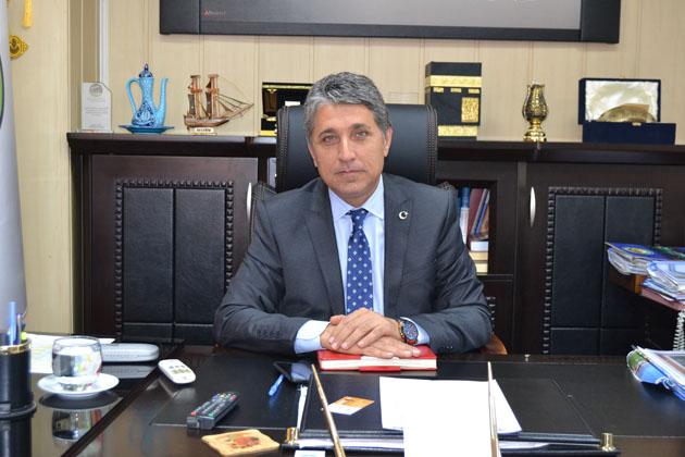 """Başkan Yavuz'dan vatandaşlara """"evde kal"""" çağrısı"""
