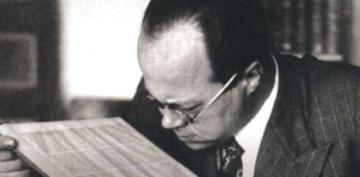 Göğsündeki gözü açık olan Cemil Meriç