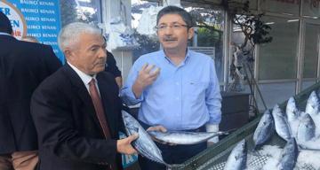 """""""Sağlık için balık tüketin"""""""