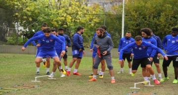 Hatayspor, Boluspor maçına hazır