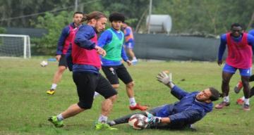 Hatayspor, Giresunspor maçı hazırlıklarına başladı
