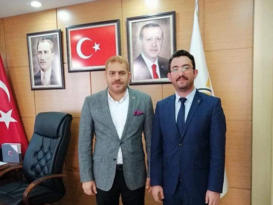Ak Parti Hatay İl Başkanı Mehmet Ali Yanmaz Oldu