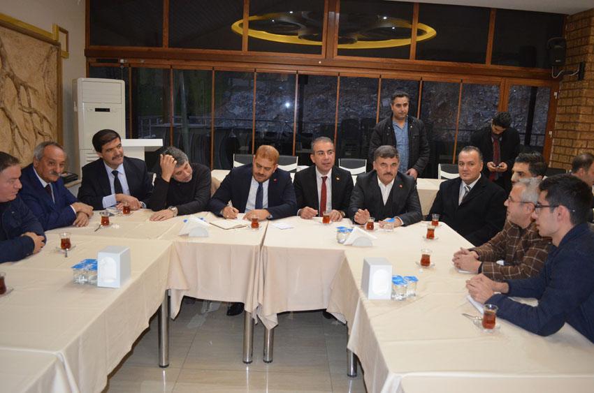 """GÜLER """" ORTAK AKILLA HATAY'I  BİRLİKTE YÖNETECEĞİZ"""""""