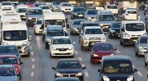 Hatay'da 485 bin 120 kayıtlı araç var