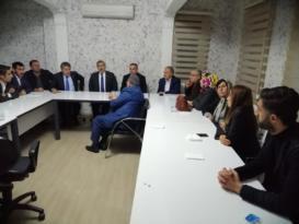 AK PARTİ KIRIKHAN'DA HIZLI BAŞLADI