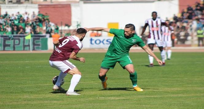 Spor Toto 1. Lig: Hatayspor: 1 – Denizlispor: 1