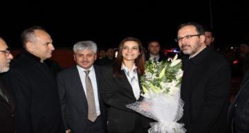 """Bakan Kasapoğlu: """"İskenderun bizim için çok önemli"""""""