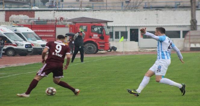 Hatayspor: 1 – Adana Demirspor: 1