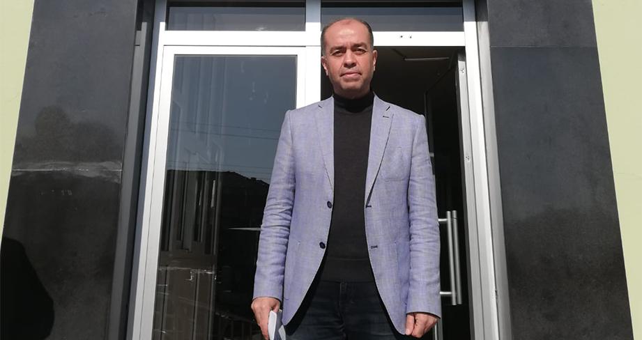 HASSA AK PARTİ'DE ŞOK İSTİFA