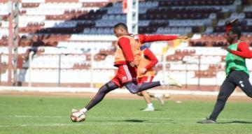 Hatayspor, Altınordu maçına hazırlanıyor