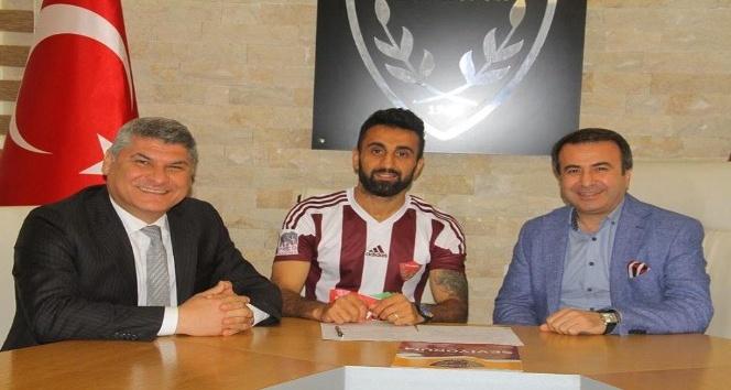 Hatayspor, Gökhan Karadeniz'le 2 yıllık sözleşme imzaladı