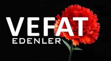 8 -14 MART 2019 VEFAT EDENLER