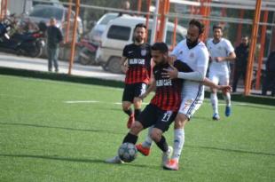 KARAAĞAÇ SPOR SİLİFKE KARŞISINDA SOKTA 0-3