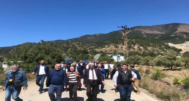 Arsuz'da ÇED toplantısı iptal edildi
