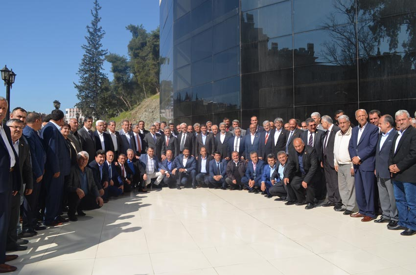Milletvekili Yayman 'TEK AMAÇ HİZMET OLMALI'
