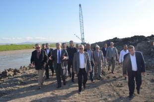 Milletvekili Yayman 'Ovadaki suyun 1 ayda çekilmesi bekleniliyor'