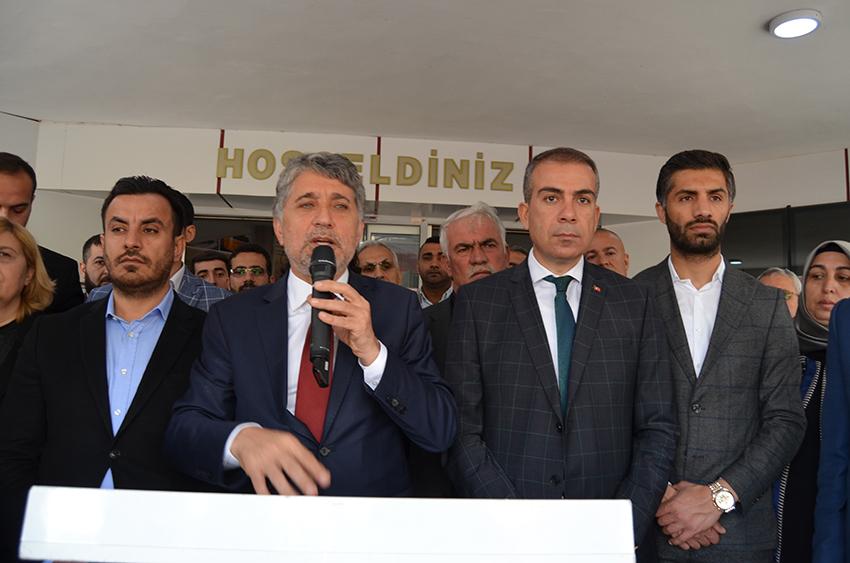 """AYHAN YAVUZ """" HERKESİN GÖNLÜNÜ KAZANACAĞIZ"""""""