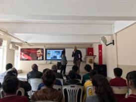 MEB HAMİ PROJESİ KIRIKHAN'DA UYGULANMAYA BAŞLANDI