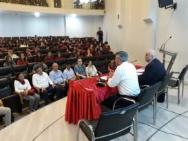 Basın İlan Kurumundan Öğrencilere Konferans..