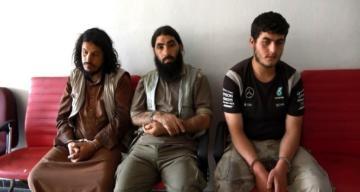 Hatay'da 3 DEAŞ'lı terörist yakalandı