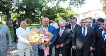 """Bakan Çavuşoğlu """"ABD'nin dayatmalarına kabul etmiyoruz"""""""
