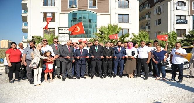 Osmanlı Turan Ocakları Hatay İl Başkanlığı açıldı