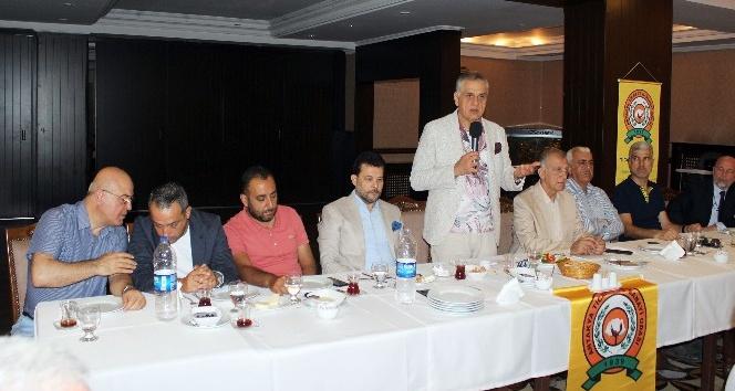 Antakya Ticaret ve Sanayi Odası, inşaat sektörü temsilcileri bir araya geldi