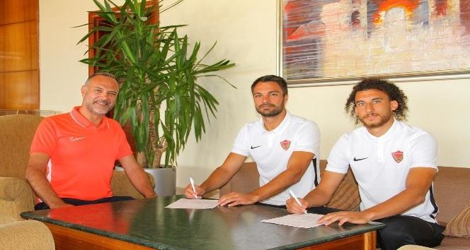 Hatayspor, Soner Örnek ve Mehmet Tayfun Dingil ile sözleşme yeniledi