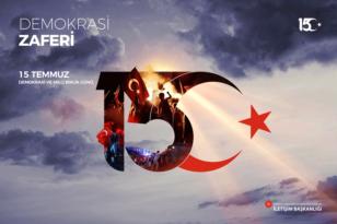Vali Doğan'dan 15 Temmuz Demokrasi ve Milli Birlik Günü Mesajı