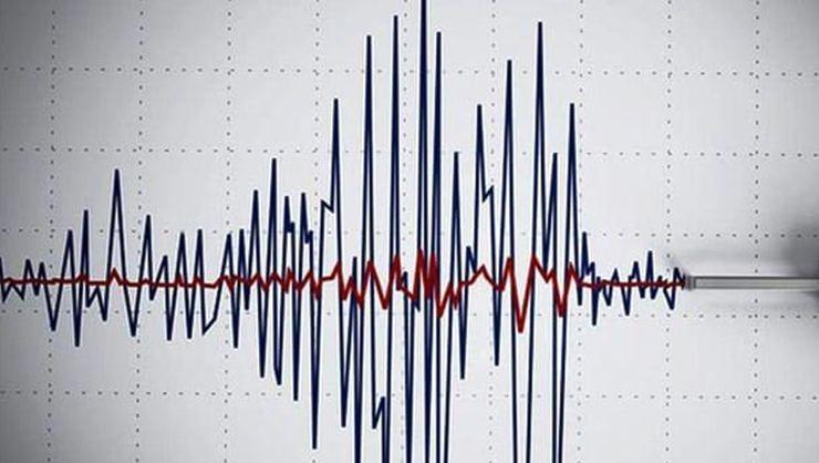 3.9 şiddetinde deprem
