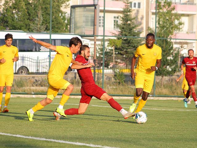 Ankaragücü 2-1 Hatayspor