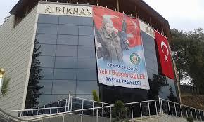 Kırıkhan'da Bayramlaşma Bayramın ikinci gün