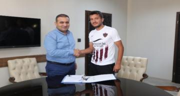 Transferin son gününde Hatayspor'da 2 imza