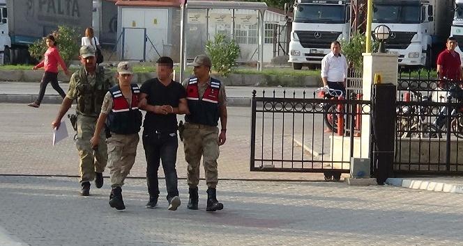 Hayvan hırsızlığı yapan zanlı Kırıkhan'da yakalandı
