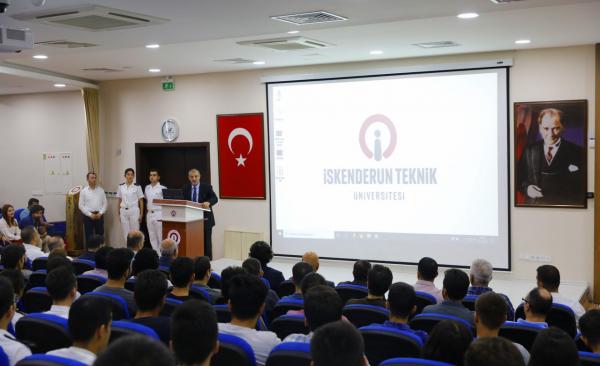 """""""Modern İpek Yolu"""" İSTE'de Masaya Yatırıldı"""