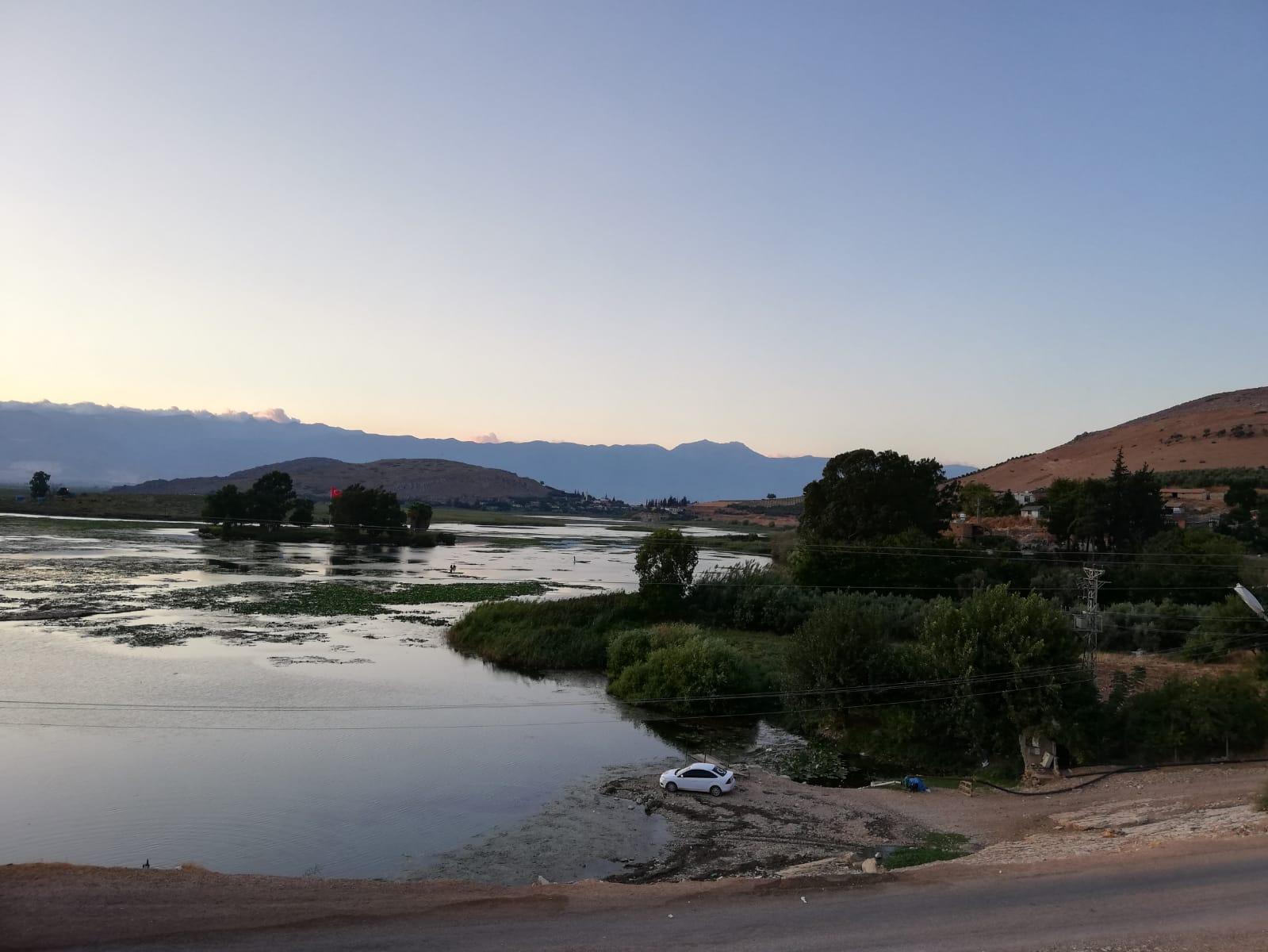 Pınarın gözünden Gölbaşı Gölü'ne