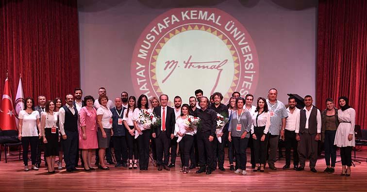 1. Erasmus Personel Haftası Başarıyla Tamamlandı