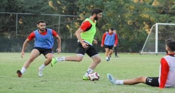 Hatayspor, Ümraniyespor maçı hazırlıklarına başladı