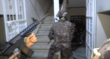 Hatay'da organize suç örgütüne şafak operasyonu