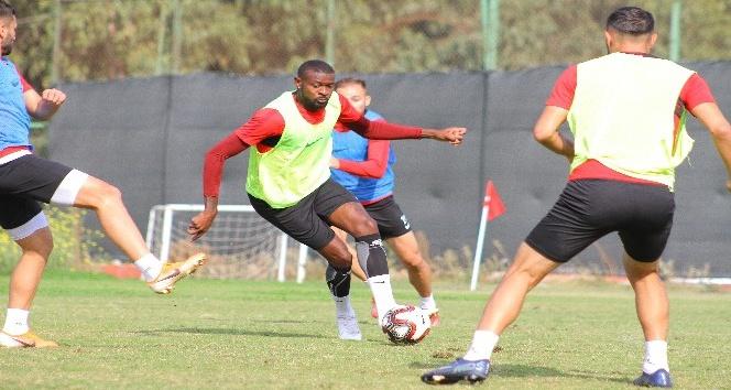 Hatayspor, İstanbulspor maçı hazırlıklarına başladı